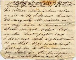 letters from the civil war maine memory network meshach p larry civil war letters 12312