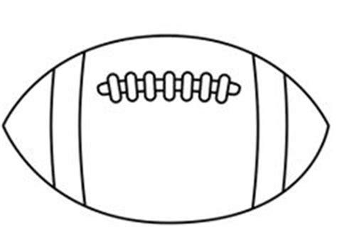 Football Drawing Template Erieairfair