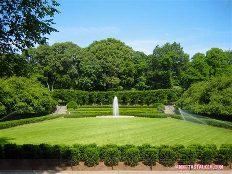 central park conservatory garden the conservatory garden from quot the on the