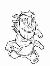 Trollhunters Trollenjagers sketch template