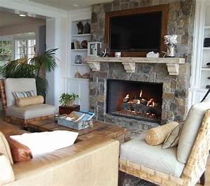 The, Ideal, And, Perfect, Fireplace, Mantel, Height, U2013, Homesfeed