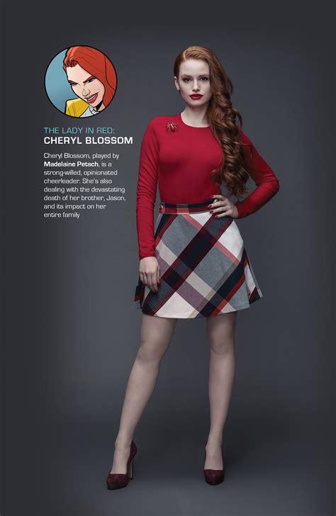 Riverdale Archie Cheryl Blossom