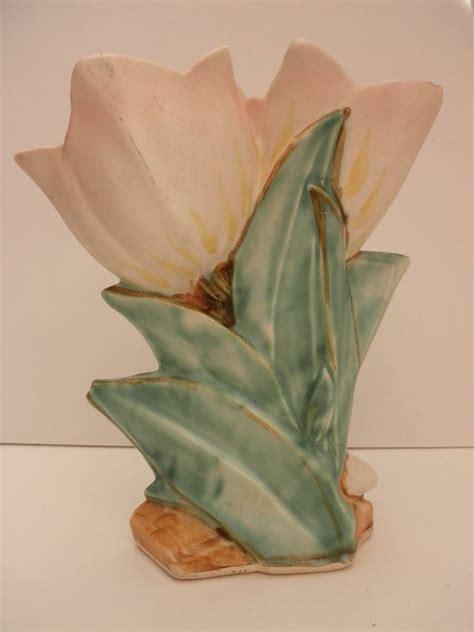 Antique Mccoy Tulip Vase