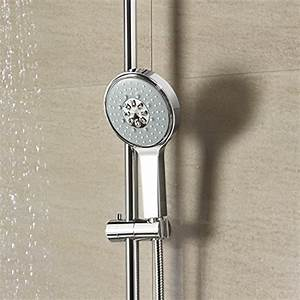 Grohe Rainshower 400 : grohe rainshower 27174001 400 mit sena handbrause best ~ Orissabook.com Haus und Dekorationen