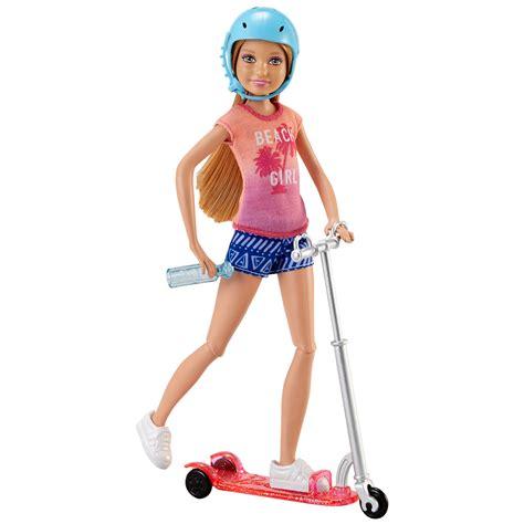 barbie stacie scooter