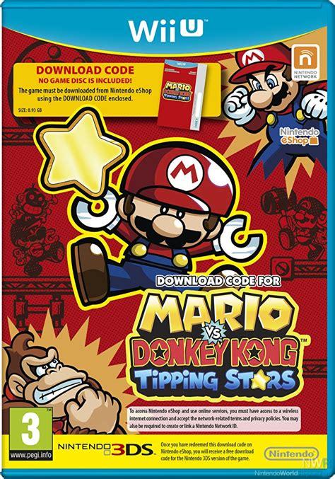 Mario Vs Donkey Kong Tipping Stars Game Nintendo