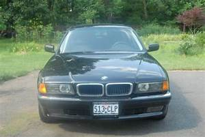 Find Used 1997 Bmw 740 740il Black  For Parts In Belle