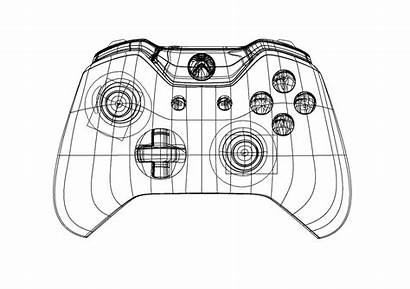 Xbox Controller Drawing Getdrawings