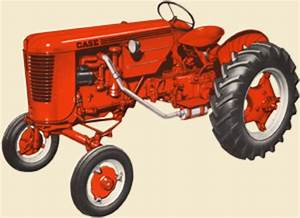 Case Va Tractor Service Training Manual