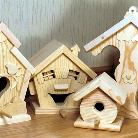 birdhouse woodworking plans forest street designs