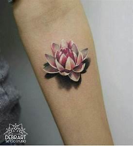 Fleur Lotus Tatouage : pin de anayansi gobea en tatto pinterest ~ Mglfilm.com Idées de Décoration
