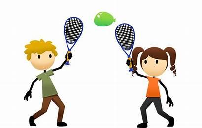 Tennis Activities Balloon Clipart Balloons Physical Outdoor