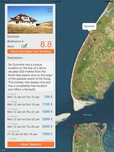Vakantiehuis in Nederland: groepen, familiehuizen en vakantieparken