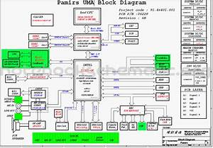 Schematic Motherboard For Laptop Hp Pavilion Dv2000