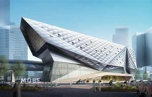 Unbelievable futuristic architecture buildings