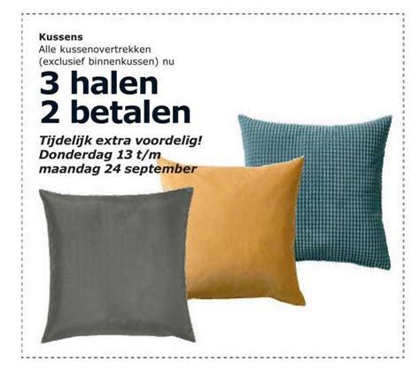 60x60 Ikea by Kussen 60x60 Cm Aanbieding Bij Xenos