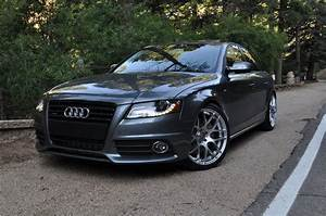 Audi A4 Custom Wheels VMR V710 19x95 ET 45 Tire Size