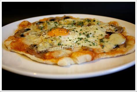 comment cuisiner des oeufs pate a pizza avec semoule 28 images pizza avec de la