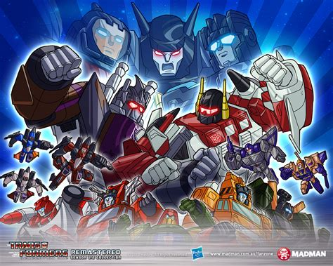 Transformers Animated Wallpaper - transformers g1 wallpapers madman entertainment