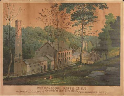 paper  papermaking encyclopedia  greater philadelphia