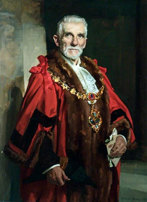 Alderman Benjamin Swanwick Mayor Wallasey William