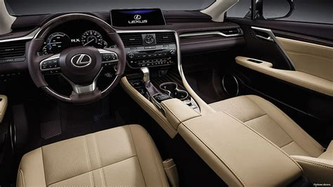2017 Lexus Rx 350 New Redesign, Price  New Automotive Trends