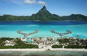 Bora Bora island and best luxury resorts Bora bora, French ...
