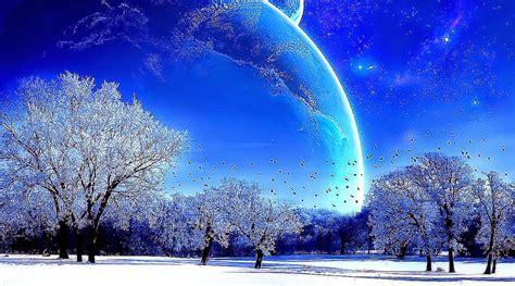 Hd Winter Wallpaper 1366x768 Wallpapersafari