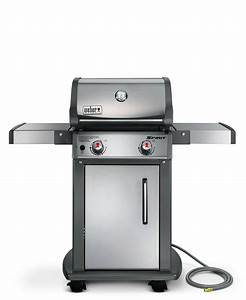 Refurbished Slide In Gas Range  Spirit E 210 Natural Gas Grill