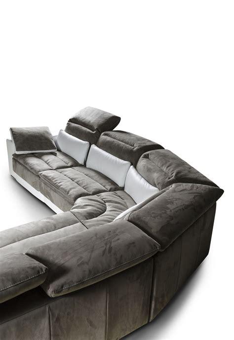 canapé angle rond canapé d angle rond idées de décoration intérieure