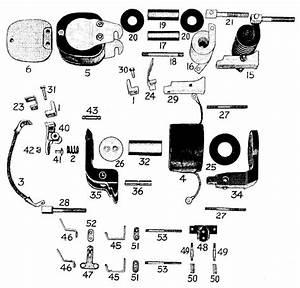 Clark D C  Magnetic Contactor Form 300
