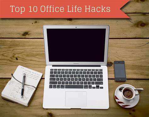 Top 10 Office Life Hacks  Web Design Surrey