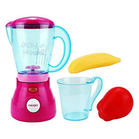 Playset Electronic Blender by Play At Home Kitchen Blender Pretend Play Battery Operated