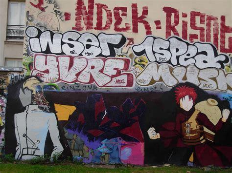 Grafiti Naruto : Animes On Dvd