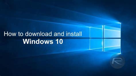 install windows   upgrade tutorial redmond pie