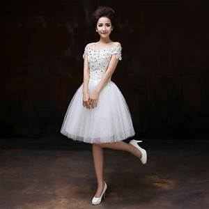 lace boat neck wedding party dress tutu princess With wedding party dress