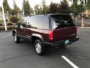 1994 Chevy Tahoe 4x4 2