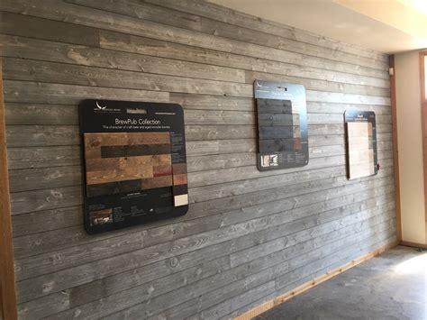Reclaimed Wood Wall Cladding