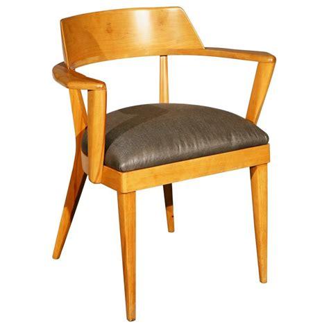 Heywood Wakefield Chair Identification by Vintage Heywood Wakefield Side Arm Chair At 1stdibs
