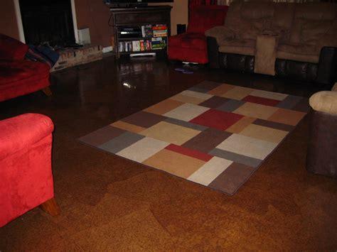 paper floor l diy how to make your own brown paper bag floor