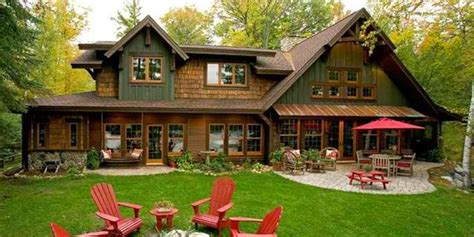 20 Different Exterior Designs Of Country Homes