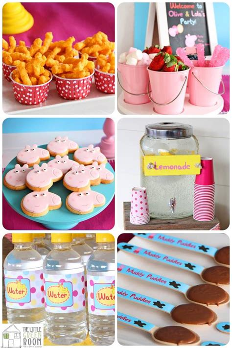 kara s ideas peppa pig birthday planning ideas supplies idea decor cake