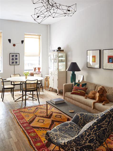 Living Room And Dining Room Open by Small Space Solutions 17 Affordable Tips From An Nyc