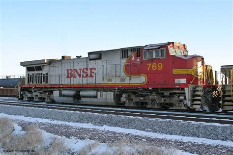 Finn's train and travel page : Trains : USA : BNSF : BNSF 769