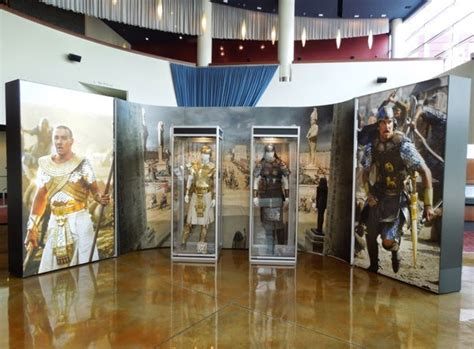 Hollywood Movie Costumes And Props Exodus Gods And Kings