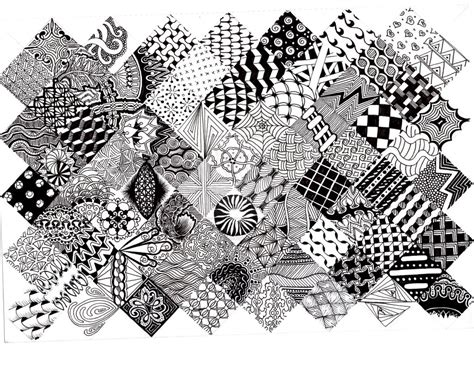 zentangle learning  paint  arts sake