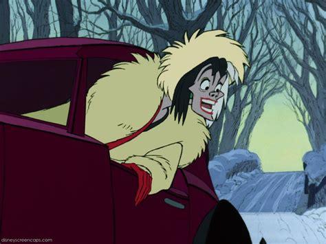 Disney Villains N7 Cruella De Vil 1961 101