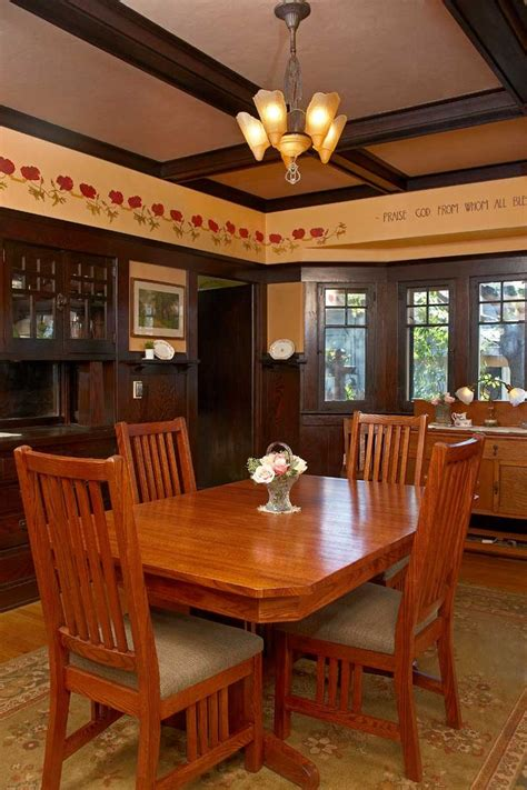 craftsman lighting dining room 237 best images about craftsman dining rooms on pinterest