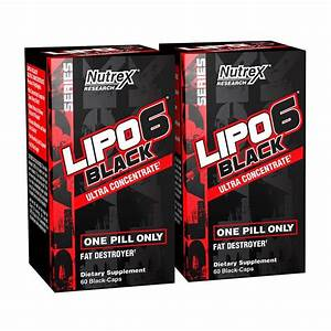 Lipo 6 Black Concentrate Side Effects