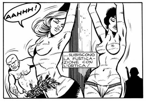 Foxy Smothering And Needle Treatment whip & whipping comix